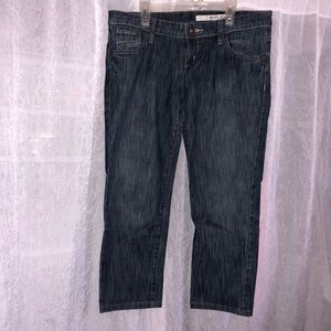 DKNY Jean Capris!! Size 11!!